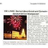 Wadgasser Rundschau 51/2012