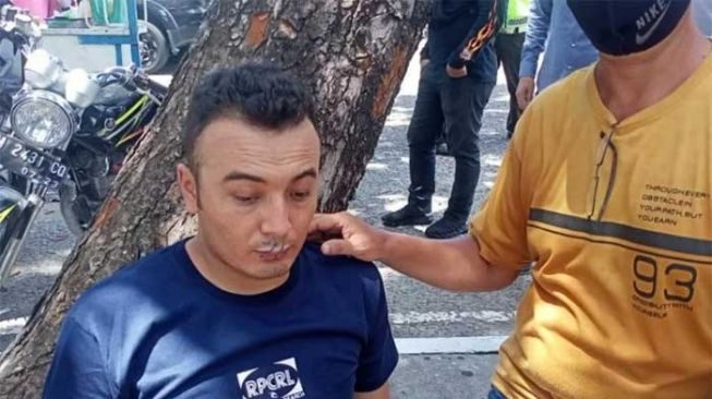 Aksi Jahit Mulut Imigran Afghanistan di Riau, Minta Dipindah ke Negara Lain