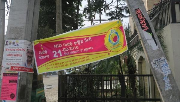 Polio Banner