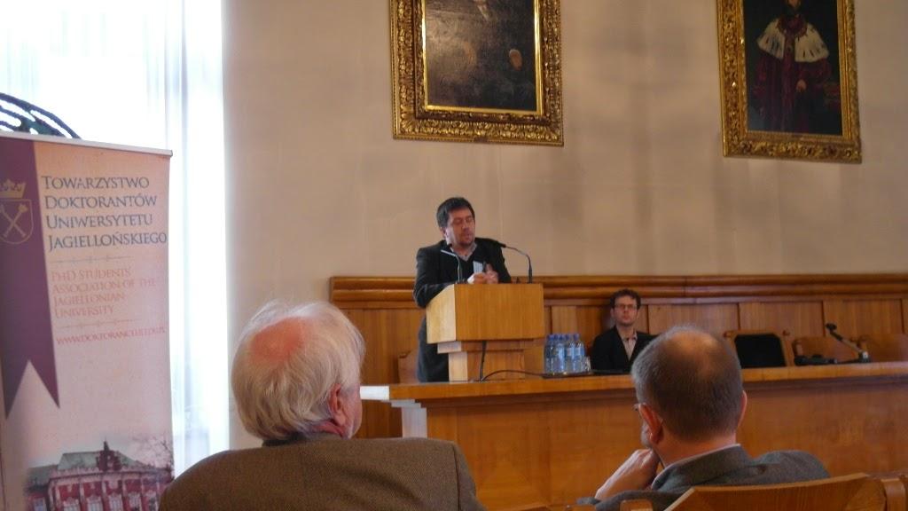 Konferencja Metody geofizyczne w archeologii polskiej (fot. J. Karmowski, K. Kiersnowski) - geof%2B%252825%2529.JPG