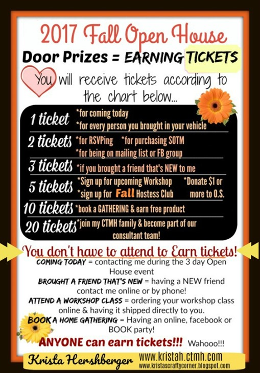 2017-8 fall open house- tickets