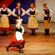 IX Jurajski Festiwal Folklorystyczny - filharmonia - 2008