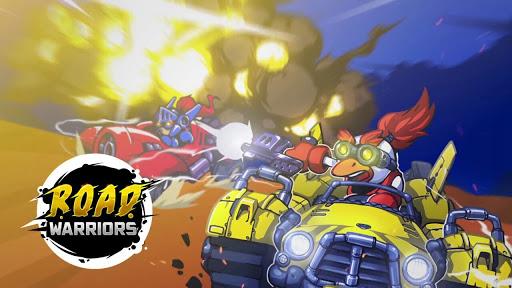 Road Warriors Imagem do Jogo