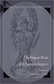 Cover of Eliphas Levi's Book The Magic Ritual Of The Sanctum Regnum