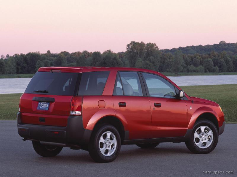 2005 saturn vue suv specifications pictures prices. Black Bedroom Furniture Sets. Home Design Ideas