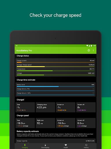 AccuBattery screenshot 12