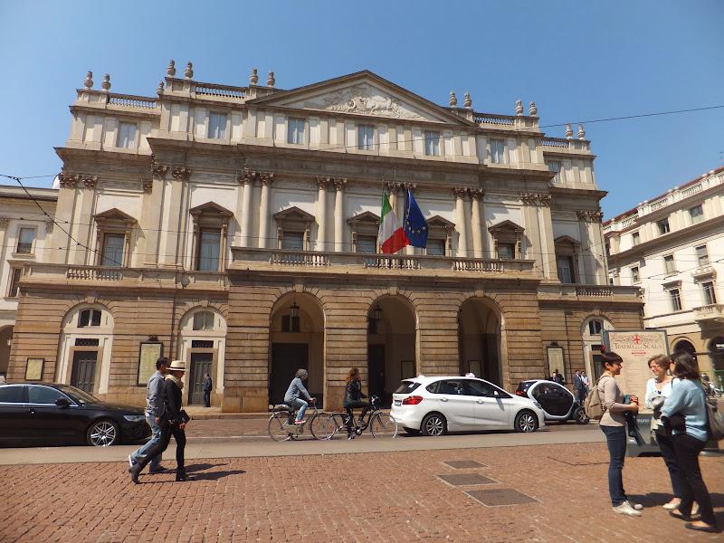 Milán, Milano, Italia, Scala, Elisa N, Blog de Viajes