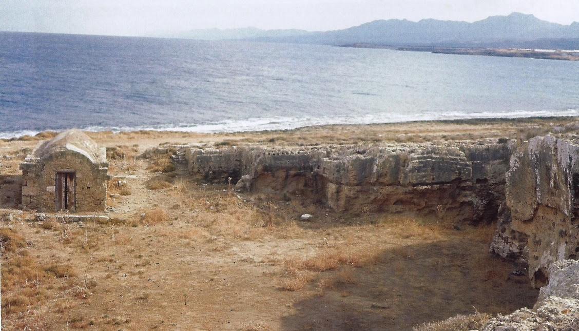 Heritage: Archaeological site in occupied Cyprus sold for 'development'