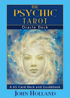 The Psychic Tarot Oracle John Holland Review iPhone Application Image