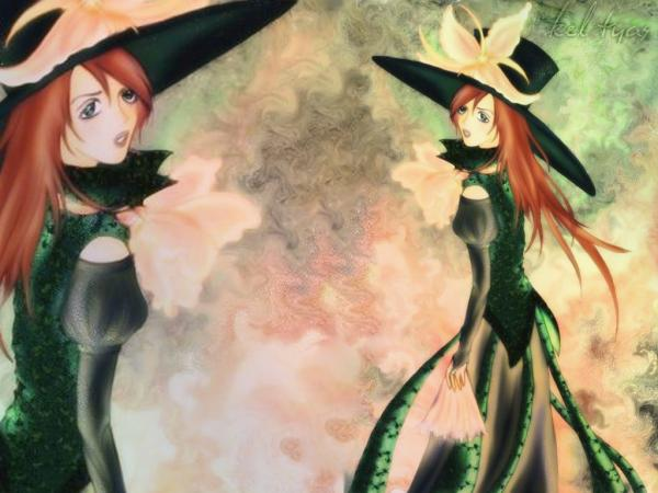 Glamorous Mage, Green Witches