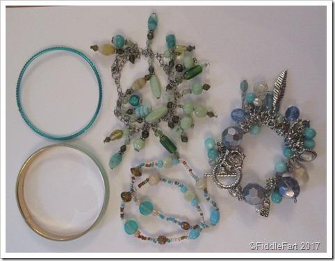 Charity Shop Bracelets