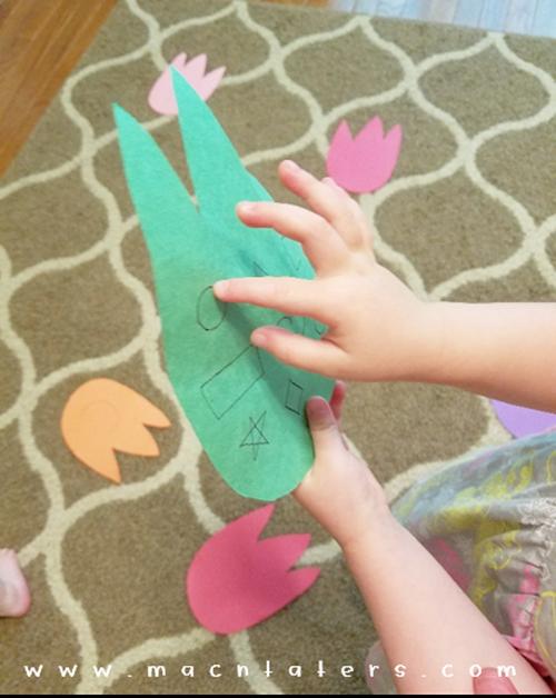 Musical Dino Tracks: A Fun dinosaur gross motor activity like musical chairs.