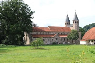 Burstfelde - Benediktinerabtei