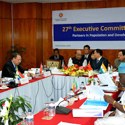 27th Executive Committee Meeting - 19 Nov 2015