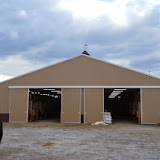 2012 Building of the Year - Horse Barn