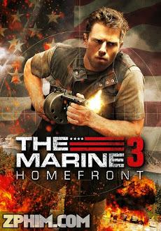 Lính Thủy Đánh Bộ 3: Đối Mặt Tử Thần - The Marine 3: Homefront (2013) Poster