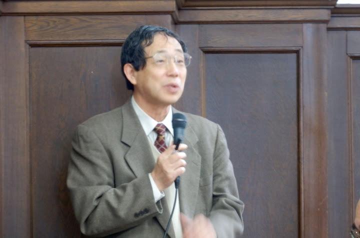 山本毅 氏(NPO法人 北海道有機農業研究協議会・事務局長)