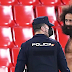 Police give update on naked man who ran to the field during Granada vs Man United