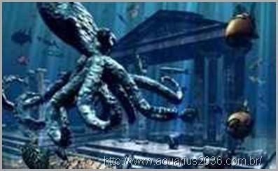 monstros marinhos astral
