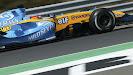 Fernando Alonso, Renault, R24