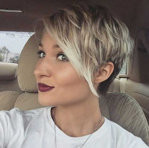 short bob haircut for girls 2016
