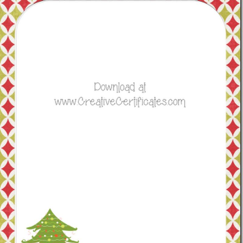 Marcos y pantillas de Navidad