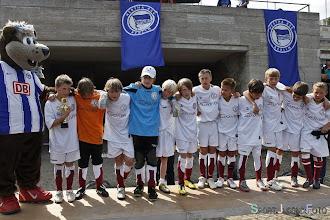 Photo: 4. Berlin Cup - Hertha BSC - 2011
