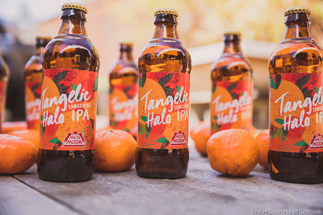 Redhook Launches New Summer Seasonal Tangelic Halo
