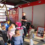 bezoek 12 juf Karin brandweer