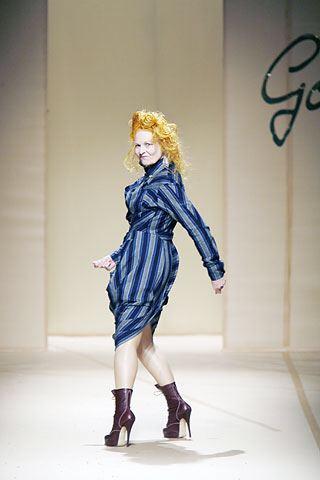 The Fashion Elder Vivienne Westwood Fashion Style