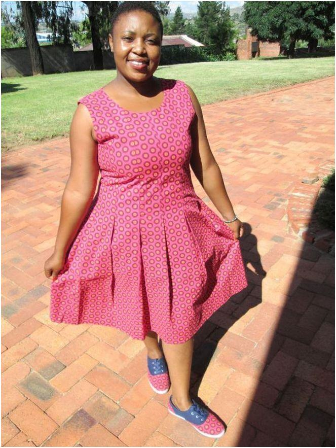 South African 2020 Dresses Styles