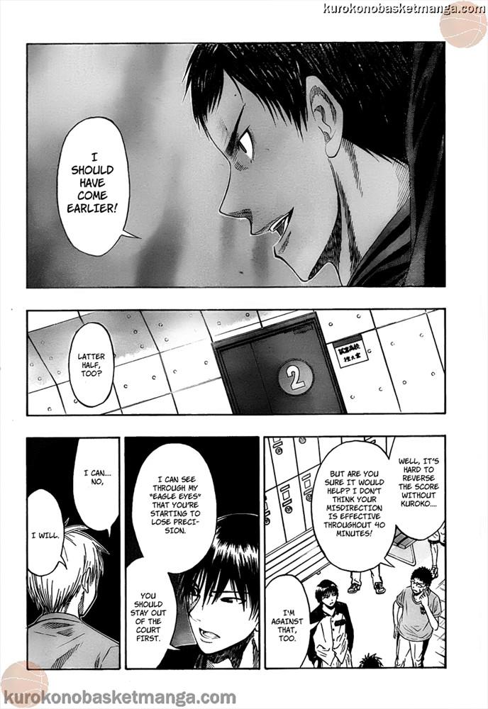 Kuroko no Basket Manga Chapter 48 - Image 12