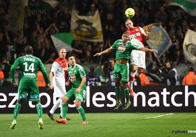 Monaco et Saint-Etienne se neutralisent à Louis II