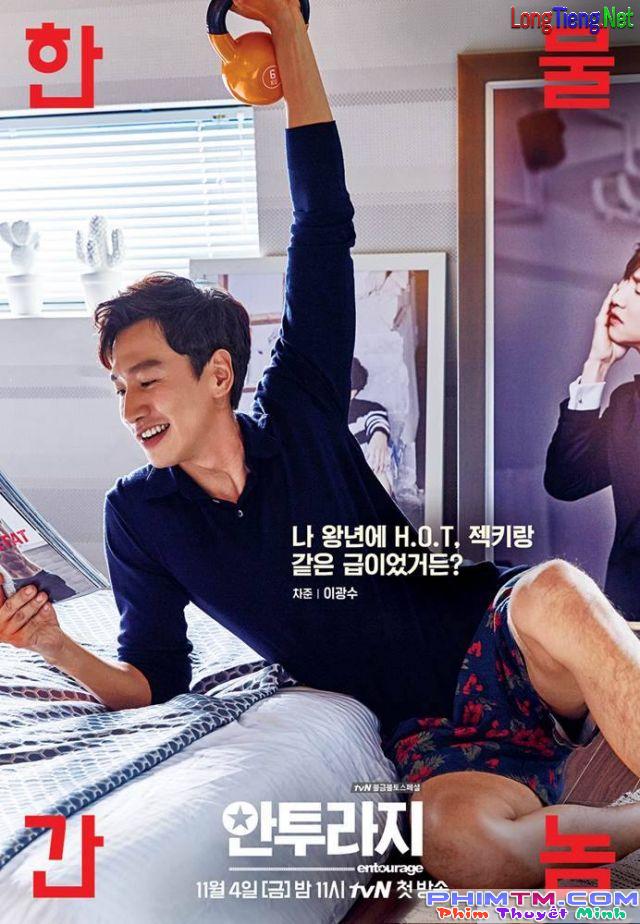 9 phim truyền hình Hàn đầy hấp dẫn thống trị cuối năm 2016 - Ảnh 4.