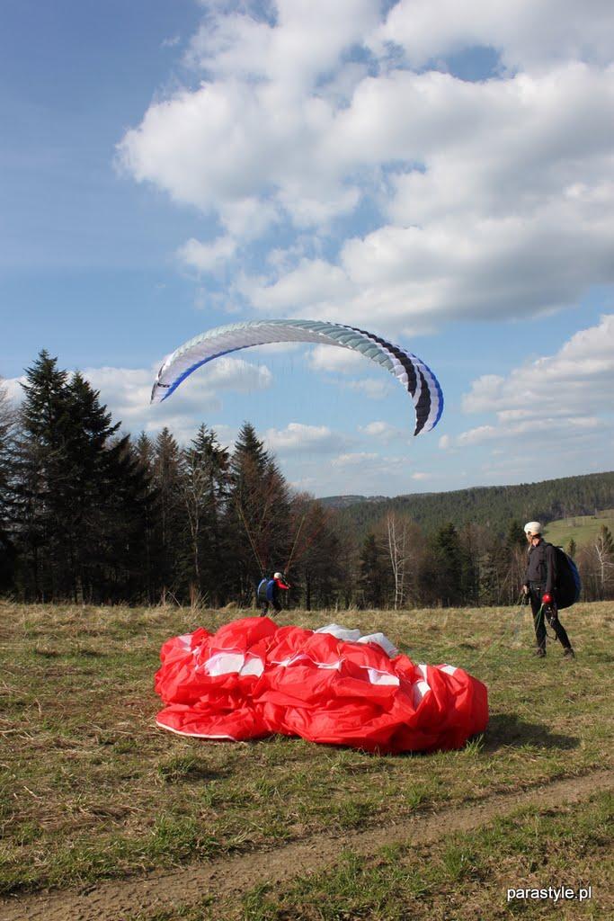 Szkolenia paralotniowe Kwiecień 2011 - IMG_5418.JPG
