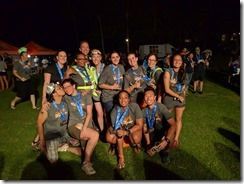 our Ragnar Team