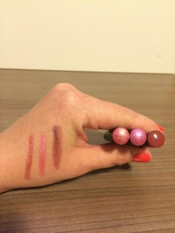 pencil, lip gloss, Kiko, Kiko Make Up Milano, cores, 12, 15, 05