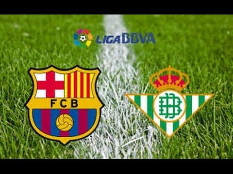 VIDEO HIGHLIGHTS: Barcelona 2-0 Real Betis (La Liga)