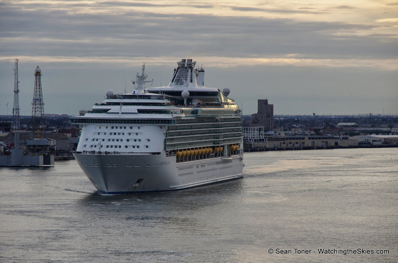 12-29-13 Western Caribbean Cruise - Day 1 - Galveston, TX - IMGP0685.JPG