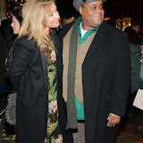 OIC - ENTSIMAGES.COM - Tracey Ann Oberman and Clive Rowe at the My Night with Reg press night at the Apollo Theatre London 23rd January 2015  Photo Mobis Photos/OIC 0203 174 1069