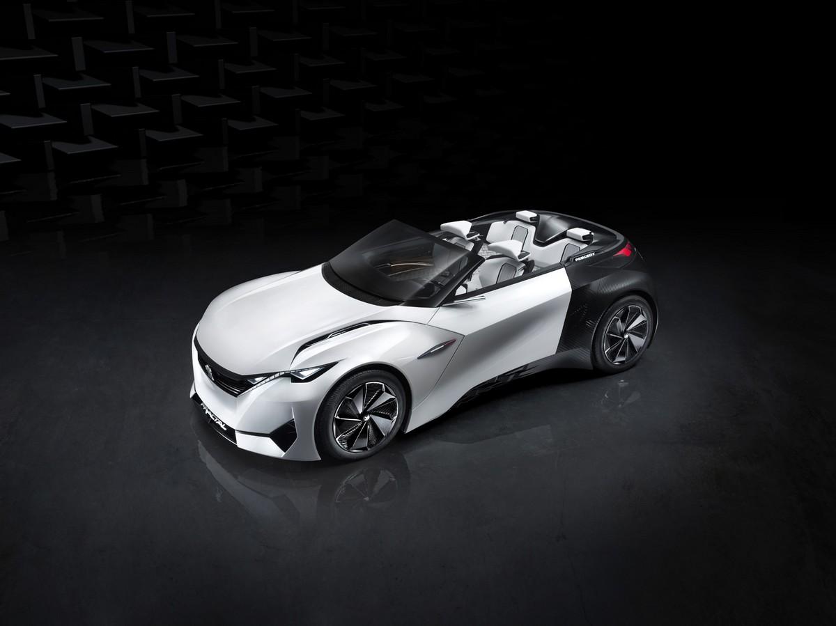 Peugeot - Fractal Concept