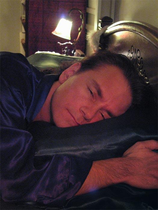Michael Wisnieux Sleep, Michael Wisnieux