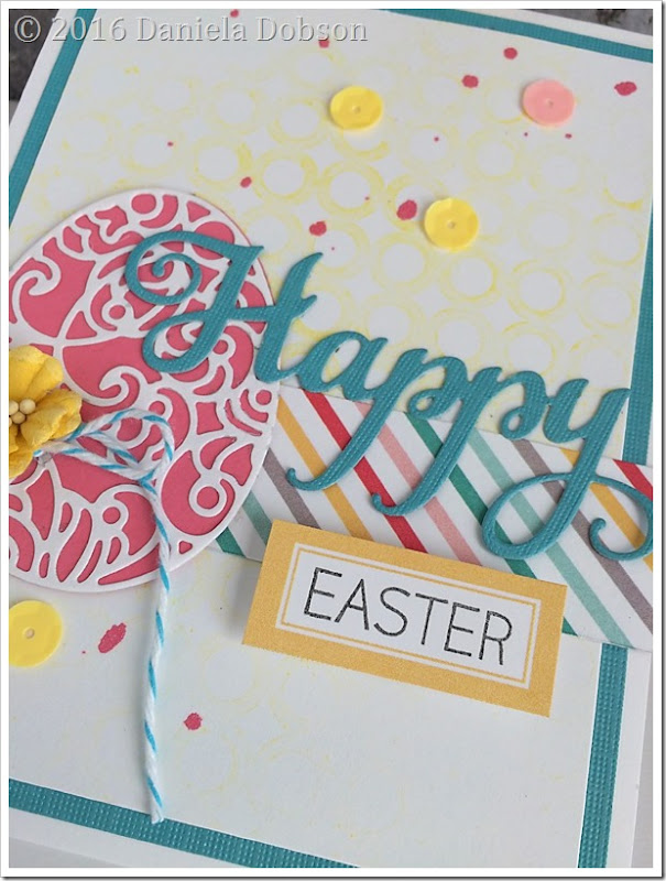 Happy easter close by Daniela Dobson