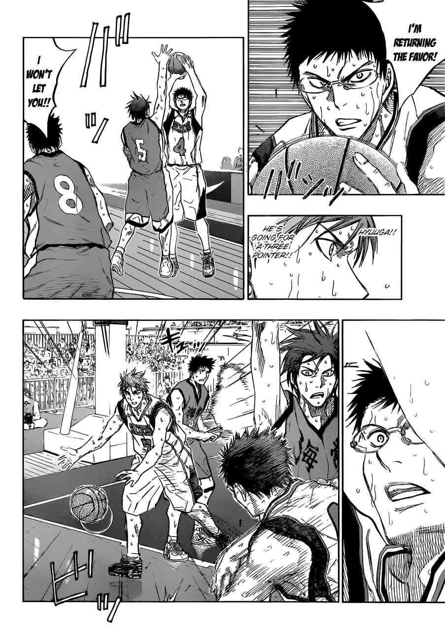 Kuroko no Basket Manga Chapter 193 - Image 06