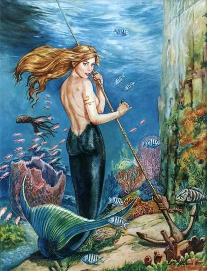 Pincoya, Gods And Goddesses 5