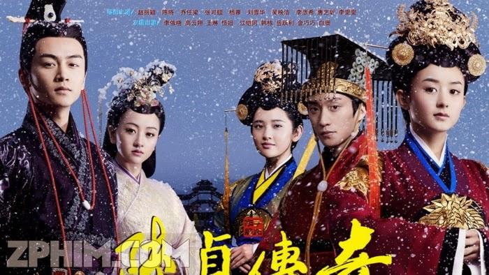 Ảnh trong phim Lục Trinh Truyền Kỳ - Legend Of Lu Zhen 1