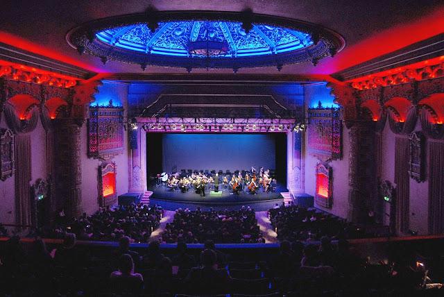Mt. Baker Theatre / Credit: Bellingham Chinese Culture Festival