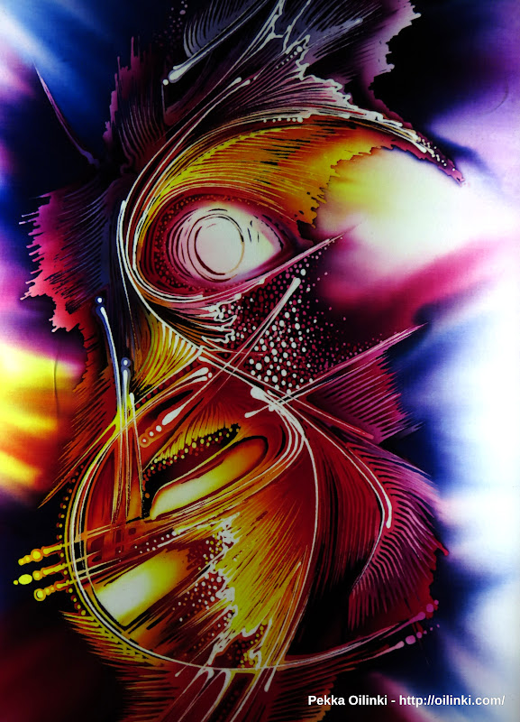 Chai Batik Phuket - Abstract art