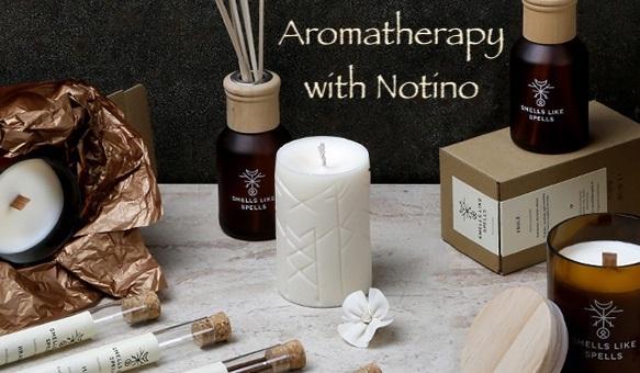Aromatherapy with Notino