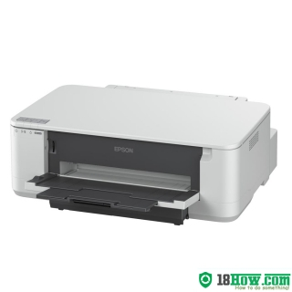 How to Reset Epson K100 lazer printer – Reset flashing lights error